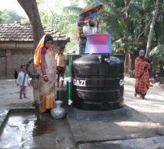 Assicurare Acqua Potabile, quindi libera da Arsenico e da Ferro